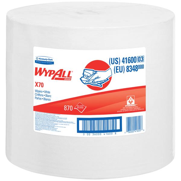 Wypall * X70 Wischtuch - Großrolle