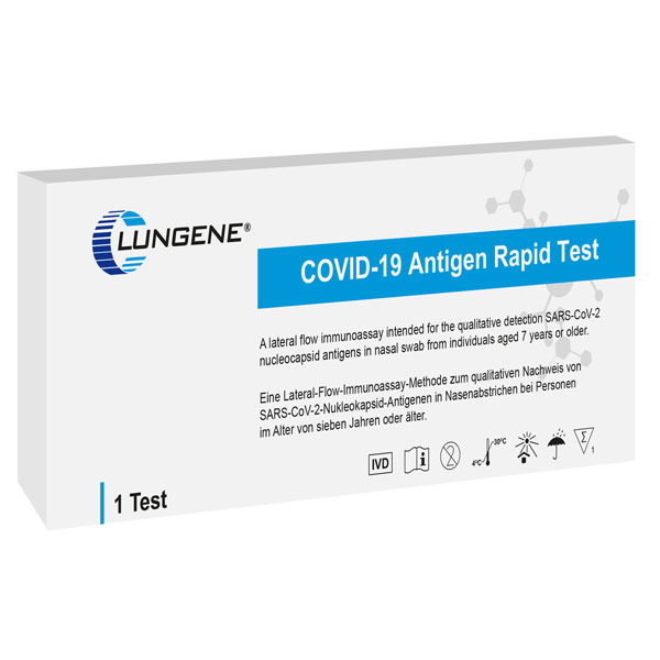 Clungene Coronavirus 2019-nCoV-Antigentest