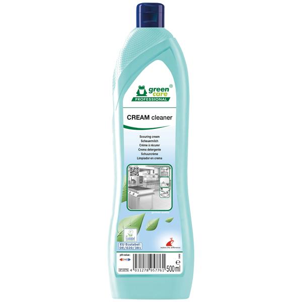 CREAM cleaner