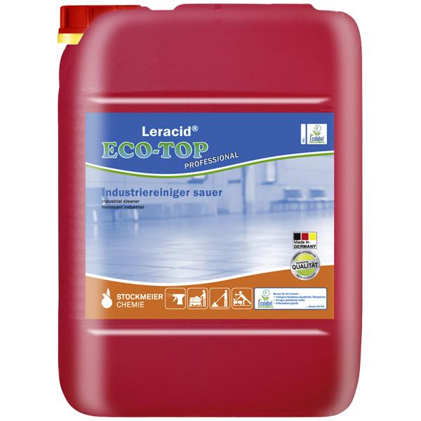 Leracid® ECO-TOP Industriereiniger 10 Liter online kaufen - Verwendung 1