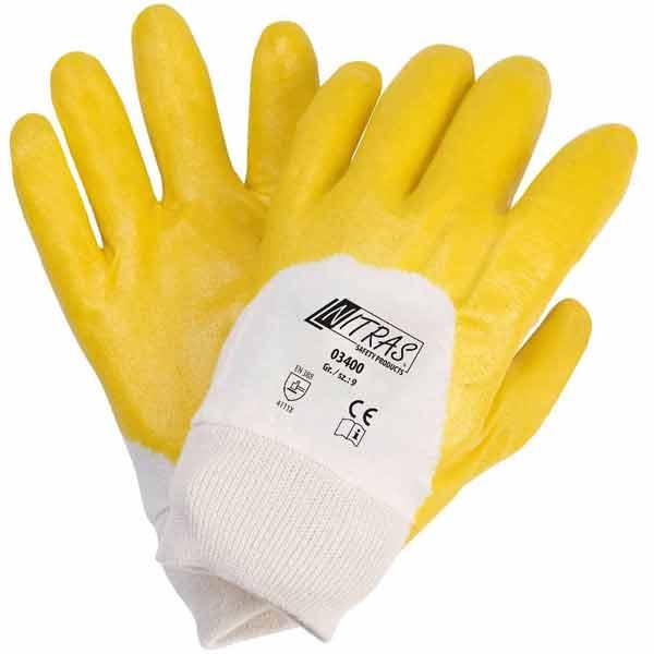 Asa Nitril-Handschuh Gr. 10