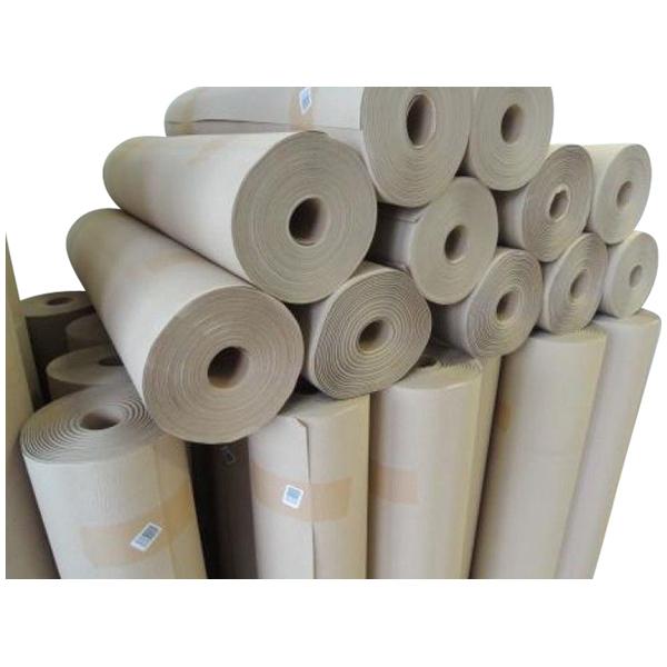 Abdeckpapier grau 100 cm breit einseitig glatt