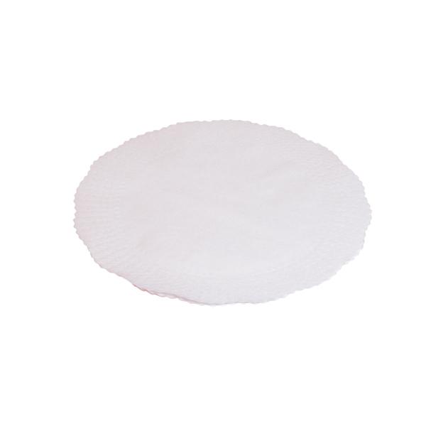 Plattenpapier oval 23 x 36 cm
