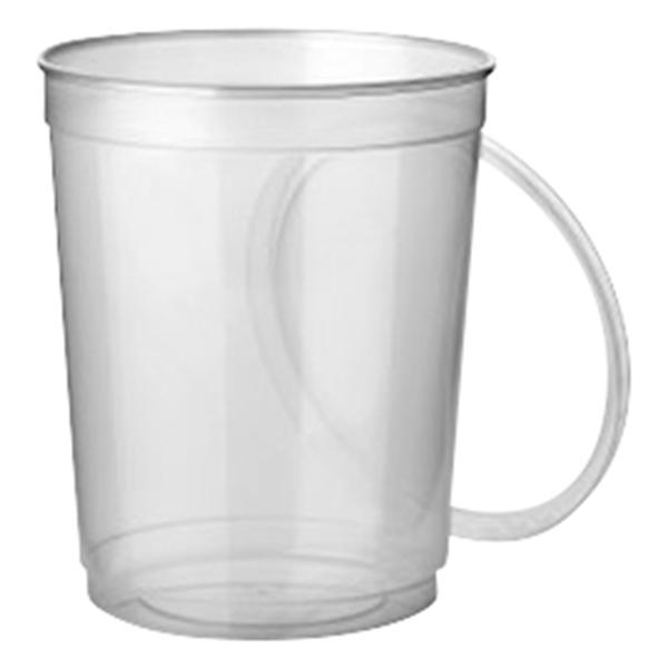 Verpackungsbecher transparent Ø 115 mm ( 250 Stück ) online kaufen - Verwendung 1