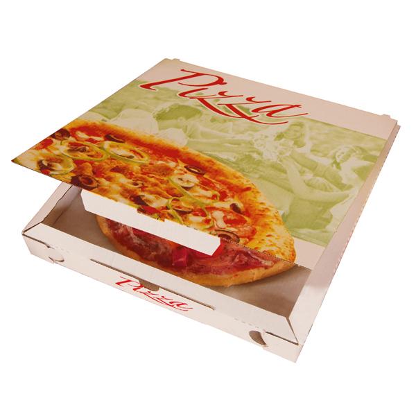 Pizzakarton Tradizionale 32 x 32 cm H=3