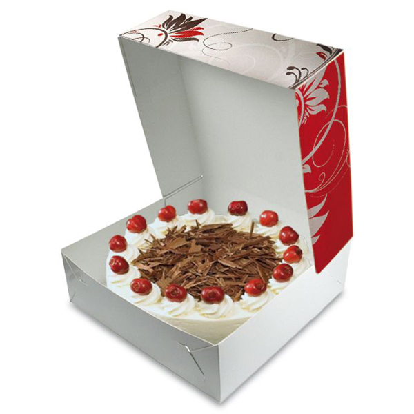 Tortenkarton 340 x 340 x 110 mm