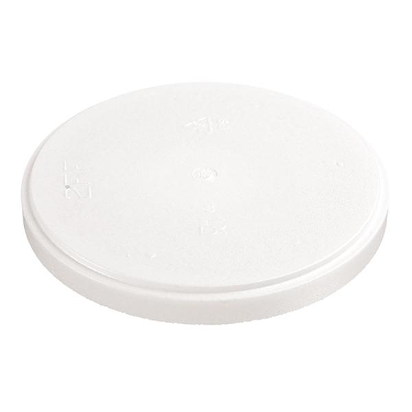 Styropordeckel weiß für FC12-24