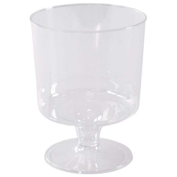Weinglas mit Fuß 170 ml