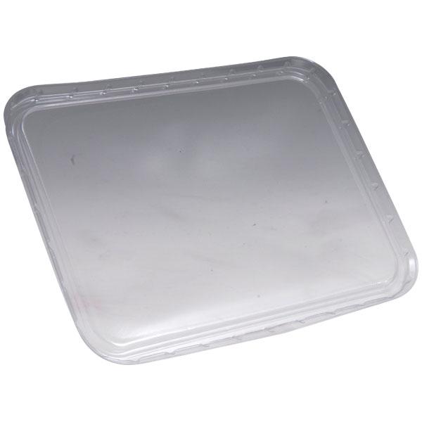 Deckel glasklar 180x135x8,5 mm ( 400 Stück )