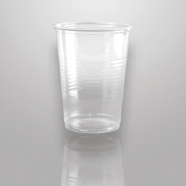 Trinkbecher Ausschankbecher 400 ml transparent