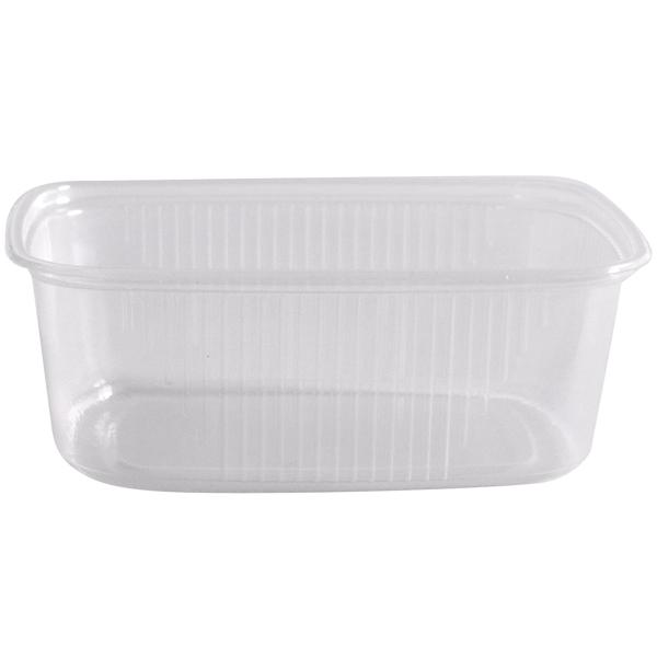 Pro-Pac Verpackungsbecher eckig - Saladboxx