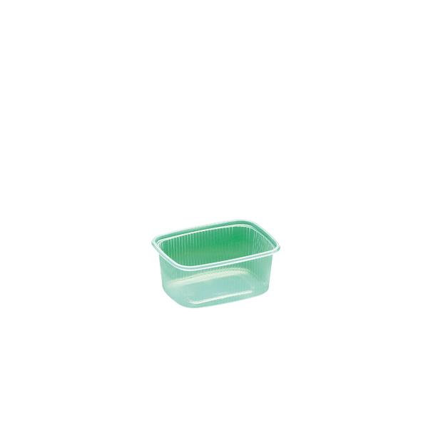 Verpackungsbecher 250 ml eckig 108 x 82 mm