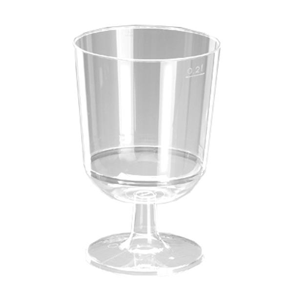 Weinglas einteilig 200 ml