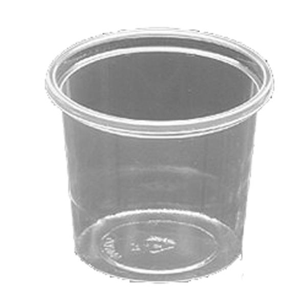 Verpackungsbecher 125 ml rund d=70,3 mm