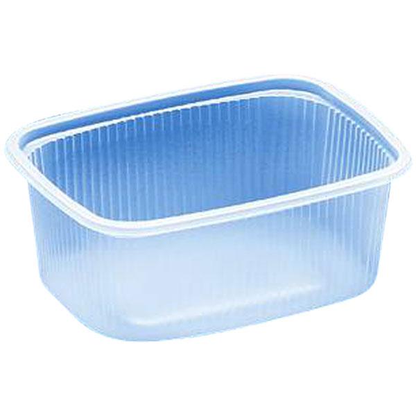 Verpackbecher transparent 108x82 mm ( 50 Stück )