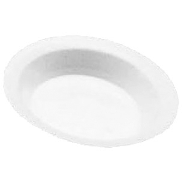 Einweg-Schale 750 ml weiß d=225 mm B3