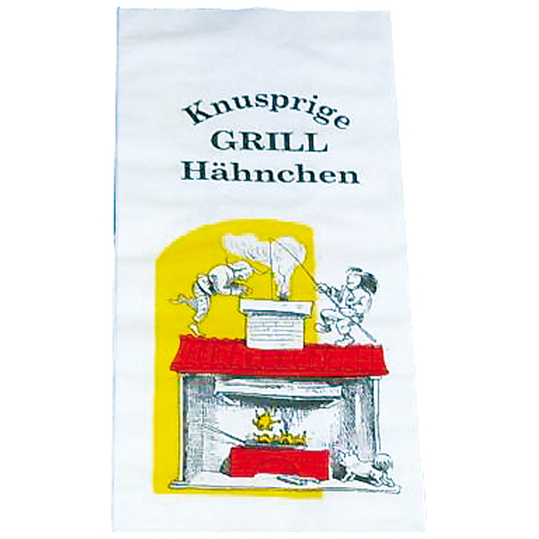 Hähnchentüten 2lg 1/1 groß Motiv Max & Moritz