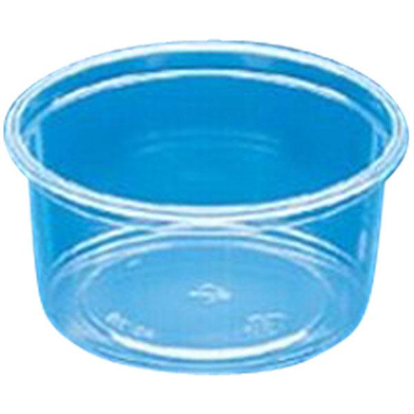 Verpackbecher transparent Ø 101 mm ( 50 Stück )