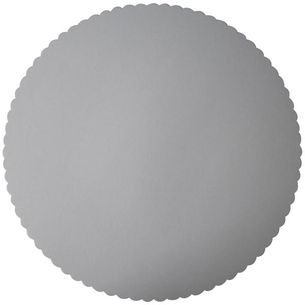 Tortenunterlagen 22 cm weiß
