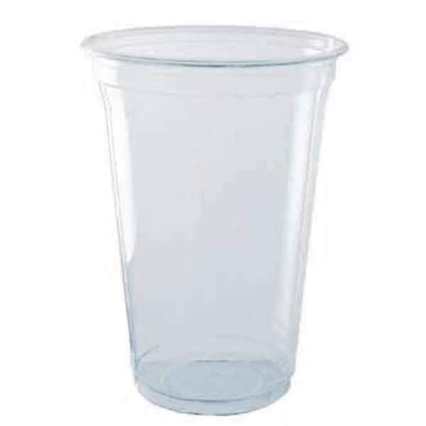 Solo Trinkbecher - Ausschankbecher Clear 473 ml