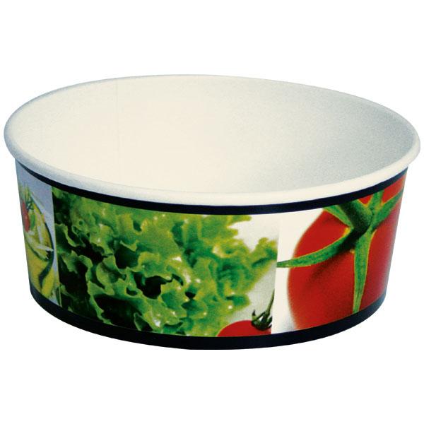 Vorschau: Papier-Salatschale 775 ml online kaufen - Verwendung 2