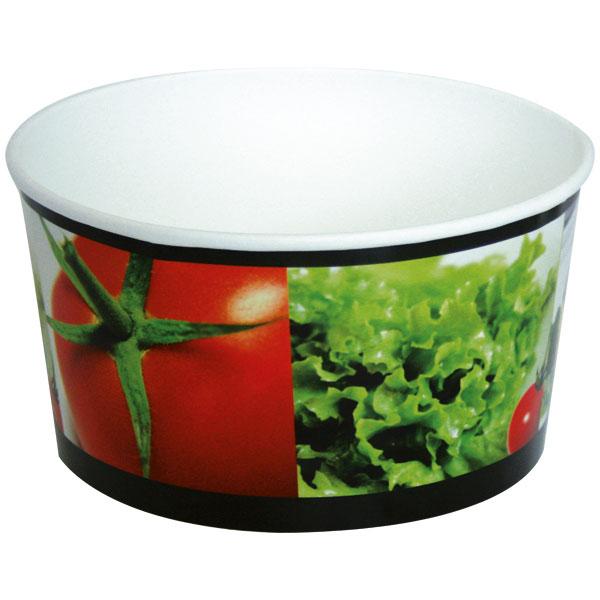 Papier-Salatschale 1030 ml
