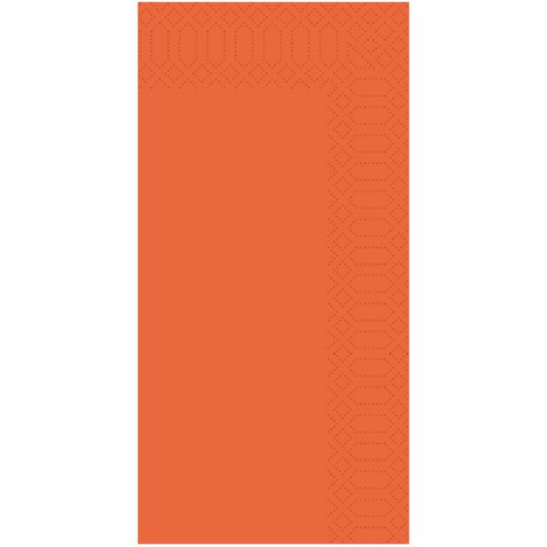 Duni Servietten 33 x 33 cm mandarin