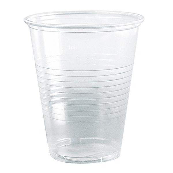 Trinkbecher Ausschankbecher 300 ml klar