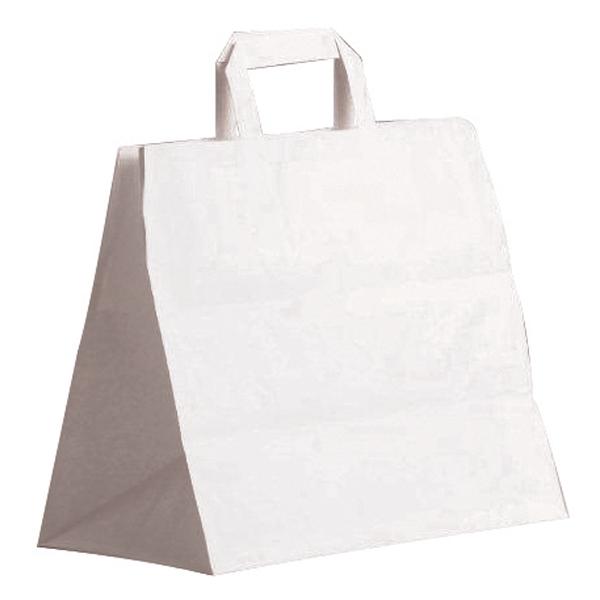 Papier-Tragetasche 32 + 17 x 27 cm online kaufen - Verwendung 1
