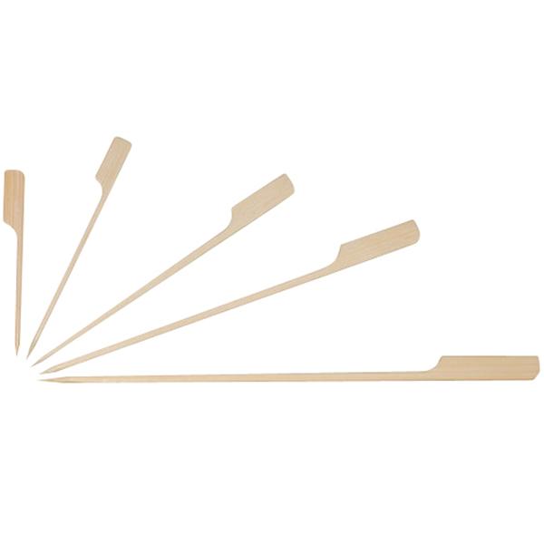 Bambus-Fingerfood-Spieße Flag