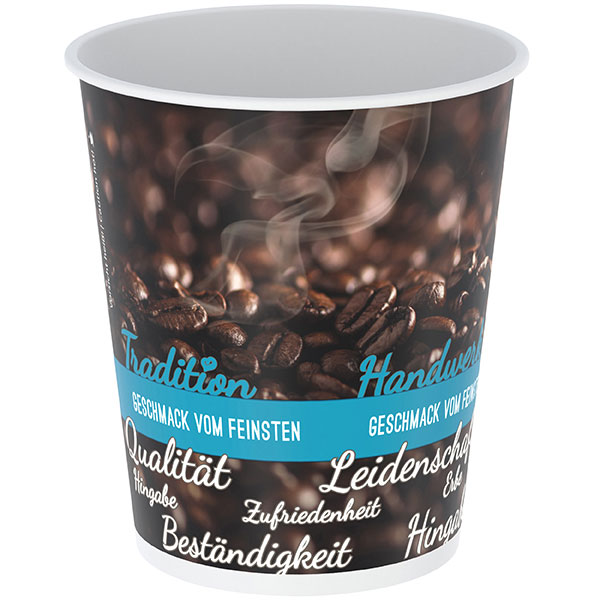 Coffee-Cup einwandig 200 ml