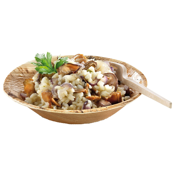 naturesse® Palmblatt Bowle rund Ø 180 mm ( 25 Stück )