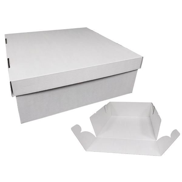 Tortenkarton 325 x 325 x 120 mm
