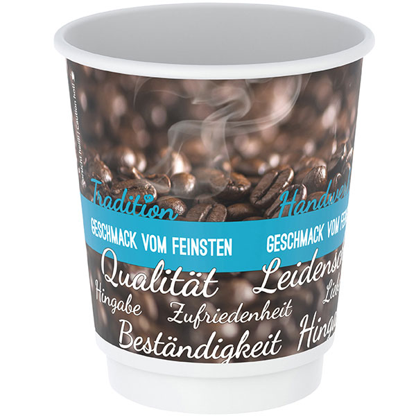 Coffee-Cup doppelwandig 200 ml