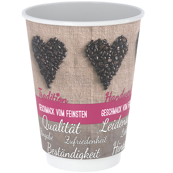Coffee-Cup doppelwandig 300 ml