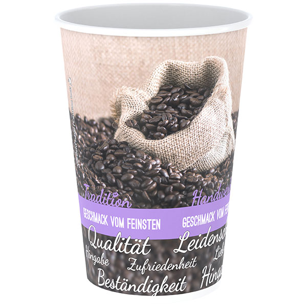 Coffee-Cup doppelwandig 400 ml