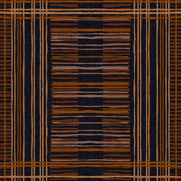 Vorschau: Duni Papier-Tischset 30 x 40 cm brooklyn-black online kaufen - Verwendung 1