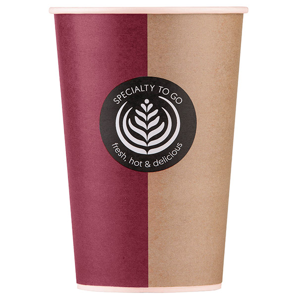 Kaffeebecher Coffee-Cup 12oz / 300 ml