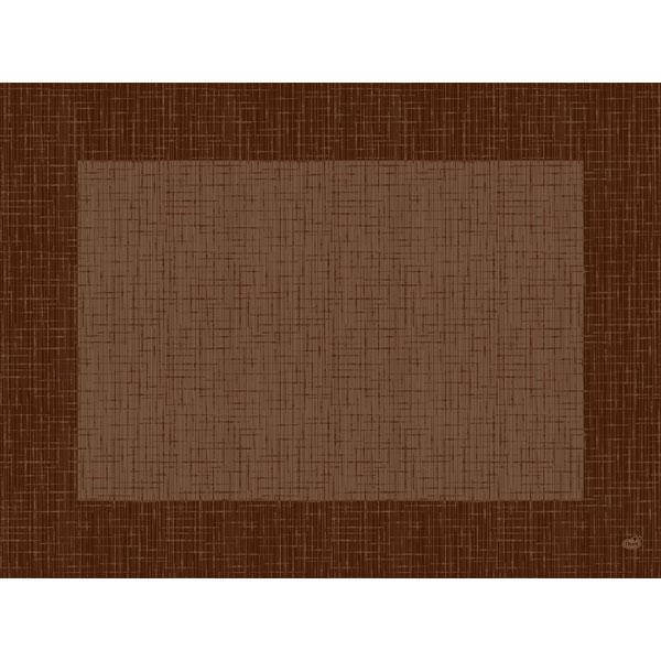 Duni Tischset 30 x 40 cm linnea-chestnut