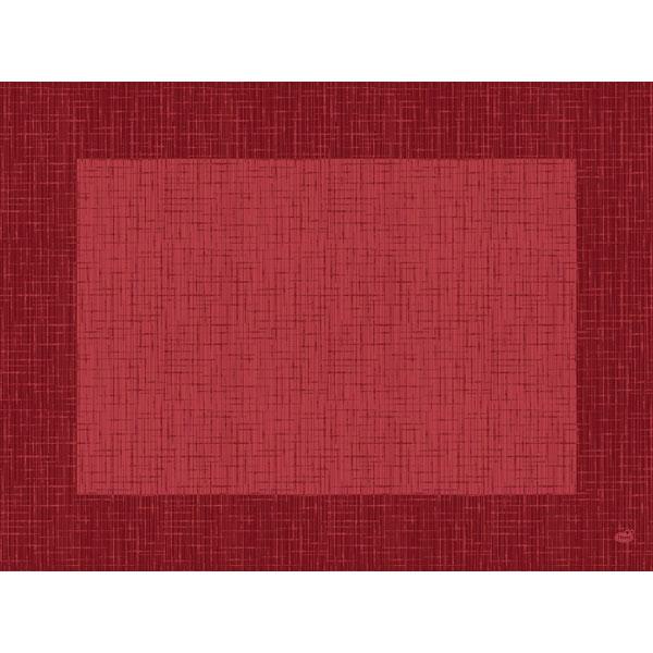 Duni Tischset 30 x 40 cm linnea-bordeaux