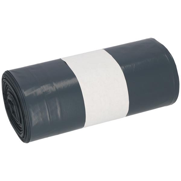 DEISS Premium® Abfallsäcke grau 160 Liter ( 200 Stück )