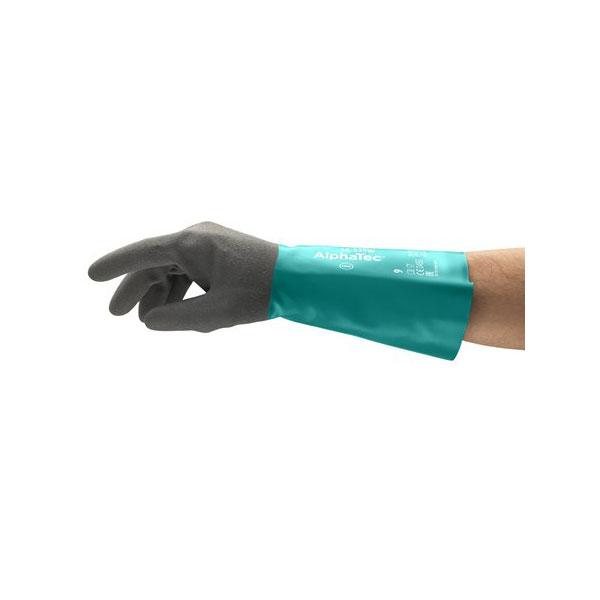 Ansell Chemikalienschutzhandschuhe Alphatec 58-535W Gr. 11