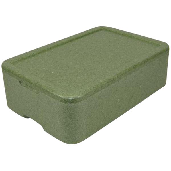 Thermobox Iso-Transportbehälter grün M4