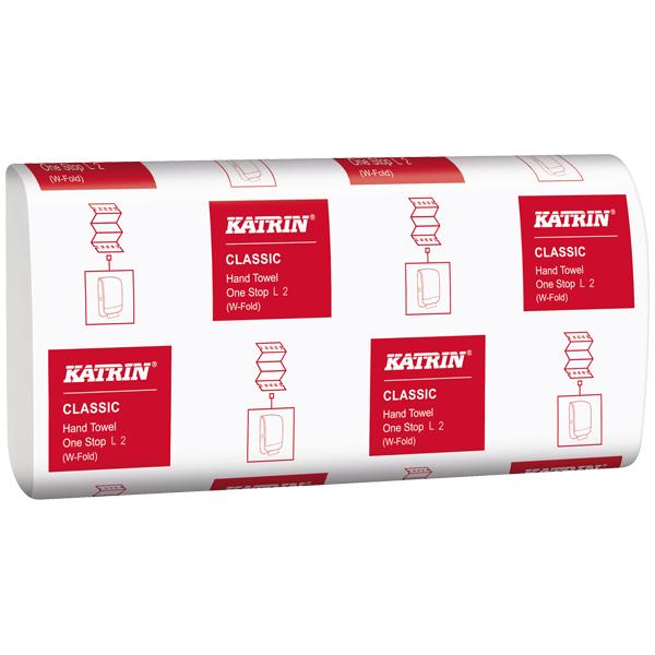 Katrin Classic One-Stop - Falthandtuchpapier L2