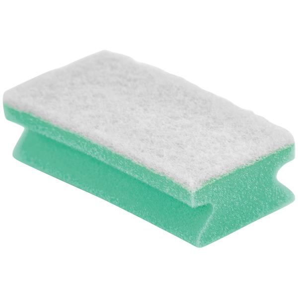 REZI Putzschwamm grün/weiß