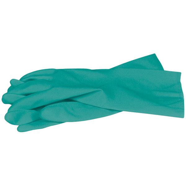 AMPri Clean Expert Nitril-Industrie-Handschuhe grün Größe M/8